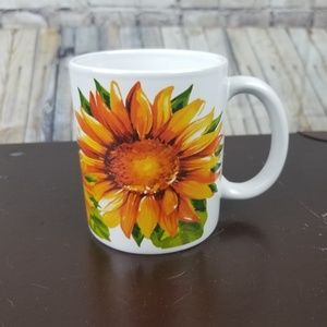 Royal Norfolk Sunflower Mug